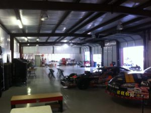 Inside the Garage at OTX